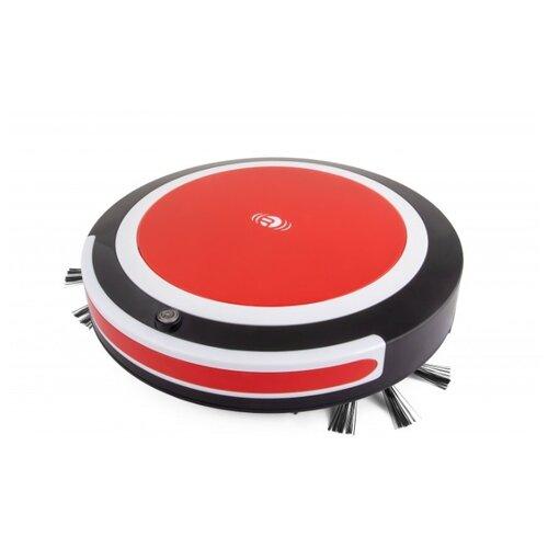 Робот-пылесос Rekam RVC-1600R красный