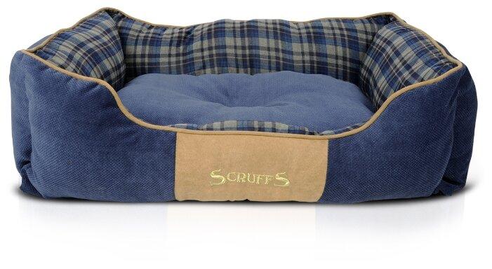 Лежак для собак Scruffs Highland Box Bed L 75х60 см