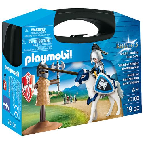 Набор с элементами конструктора Playmobil Knights 70106 Рыцарский турнир