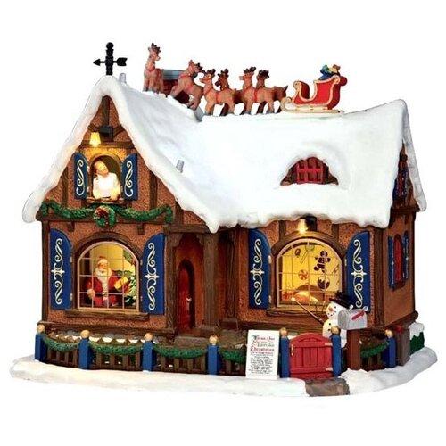 Фигурка Lemax Рождественская ночь 22 х 26 х 18 см коричневый/белый по цене 19 050