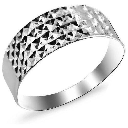 Silver WINGS Кольцо из серебра с210266, размер 17
