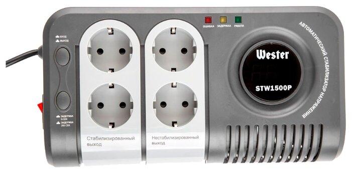 Стабилизатор напряжения ЭРА СНК-1500-М