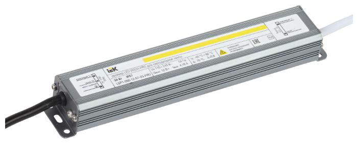 Блок питания для LED IEK LSP1-050-12-67-33-PRO 50 Вт