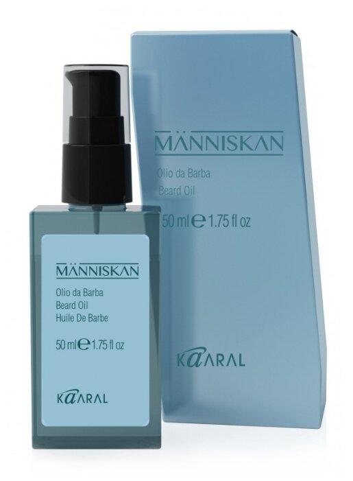 Kaaral Масло для бороды Manniskan
