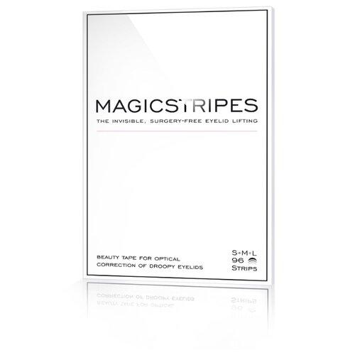 Стикеры для нависшего века MAGICSTRIPES размеры S+M+L прозрачные