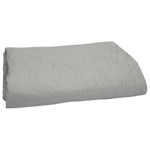 Покрывало Нежность Настурция 160х210 см (айвери160) белый
