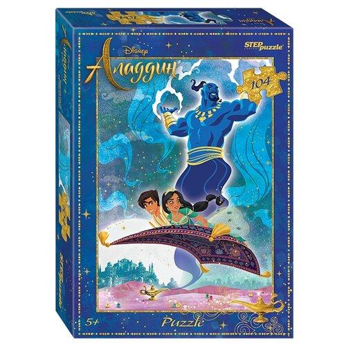 Купить Пазл Step puzzle Disney Аладдин (82183), 104 дет., Пазлы