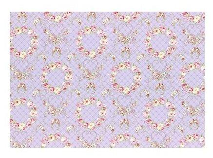 """Ткань для пэчворка PEPPY """"ROCOCO SWEET"""", 50х55 см, арт. 31362-110"""