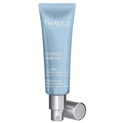 Thalgo Hydra-Marine 24H Gel-Cream Крем-гель для лица увлажняющий Морской Источник, 50 мл недорого