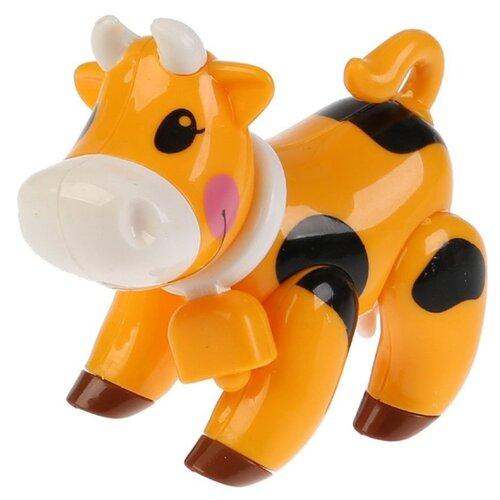 Купить Развивающая игрушка Умка Корова (S126) оранжевый, Развивающие игрушки