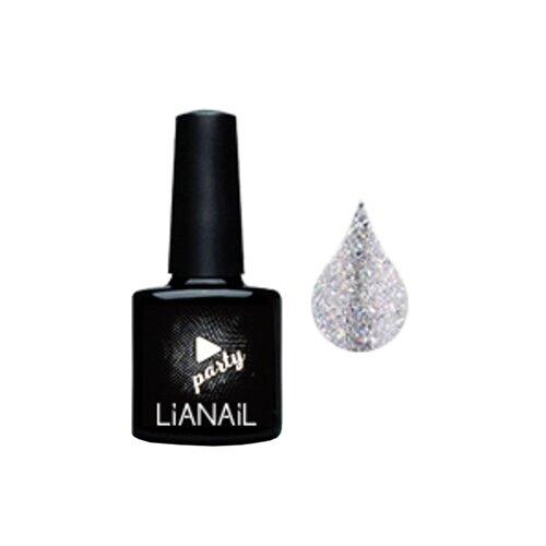 Фото - Гель-лак для ногтей Lianail Party, 10 мл, Диско ball гель лак для ногтей lianail party 10 мл звезда r'n'b
