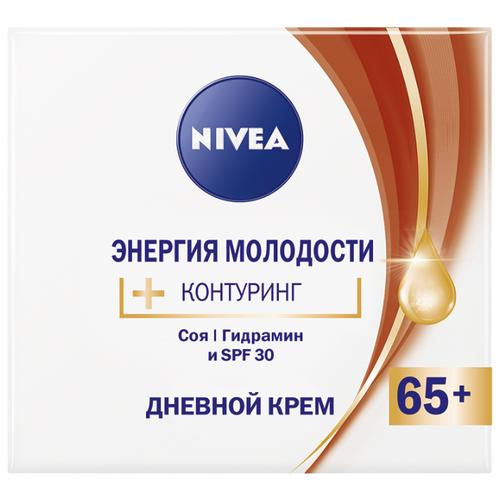 Крем Nivea Энергия молодости 65+ дневной 50 мл