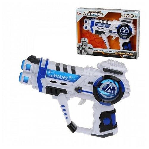 цена Бластер Lei Meng Toys Space Raiders (Y9873448) онлайн в 2017 году
