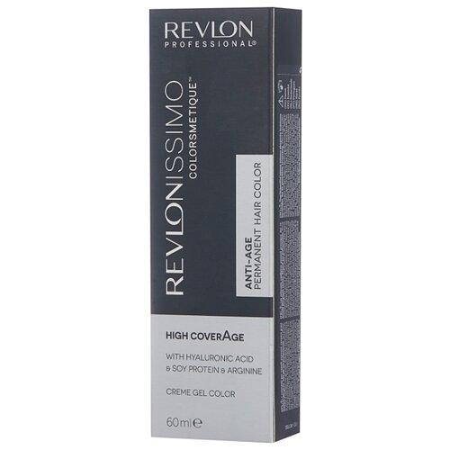 Купить Revlon Professional Revlonissimo Colorsmetique стойкая краска для волос High Coverage, 5-13 бежевый светлый блондин, 60 мл