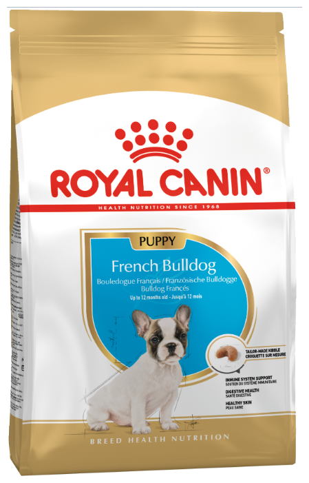 Корм для собак Royal Canin French Bulldog Junior