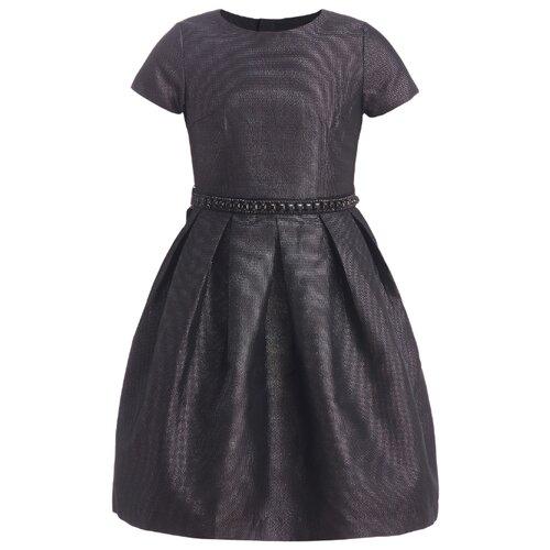 Платье Gulliver размер 158, черный