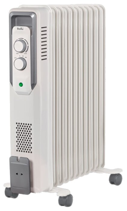 Масляный радиатор Ballu Cube BOH/CB-11 W 2200 фото 1