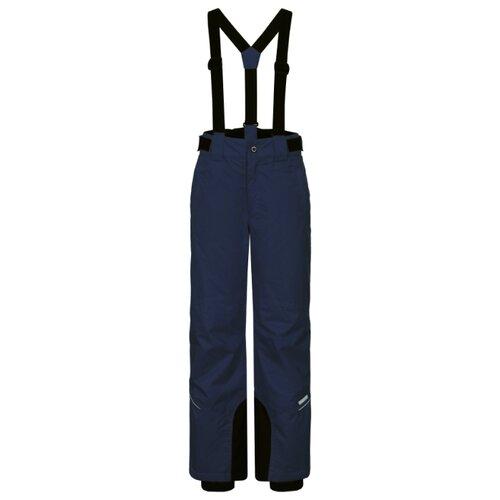 Купить Брюки ICEPEAK 451006564IV размер 152, темно-синий, Полукомбинезоны и брюки