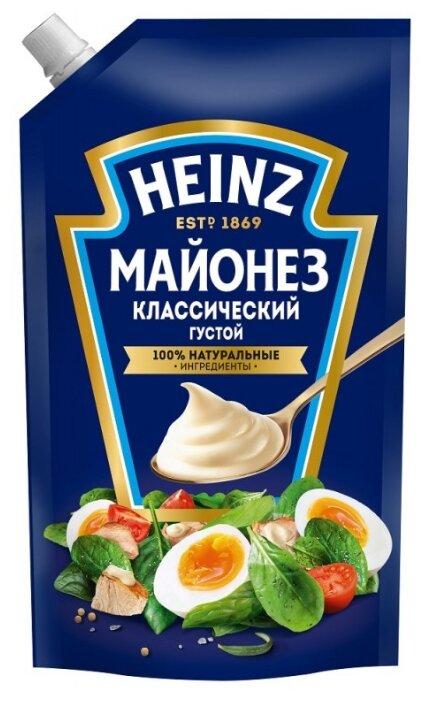 Майонез Heinz классический густой 67%