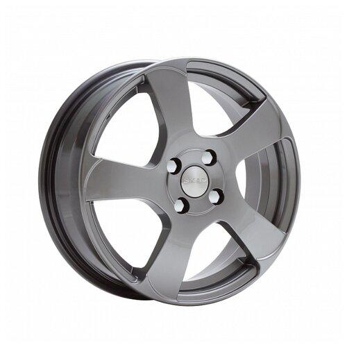 Фото - Колесный диск SKAD Акула 5.5x14/4x100 D67.1 ET35 Графит колесный диск replica 543 su pg