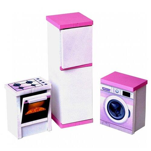 DreamToys Бытовая техника (NM212013) белый/розовый бытовая техника