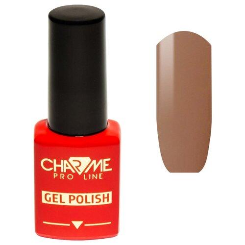 Купить Гель-лак для ногтей CHARME Pro Line, 10 мл, 033 - кофе с молоком