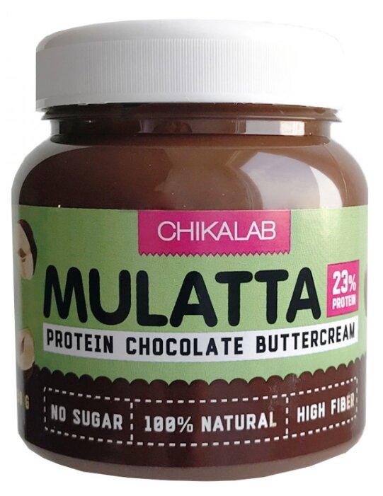 Chikalab протеиновая паста Mulatta (250 г.)