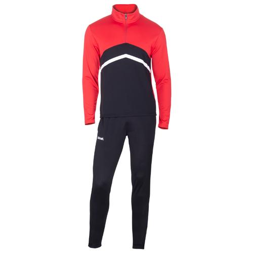 Спортивный костюм Jogel размер YM, черный/красный/белый, Спортивные костюмы  - купить со скидкой
