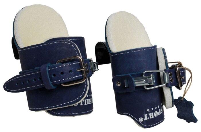 Гравитационные ботинки JUNIOR (до 90 кг) синий