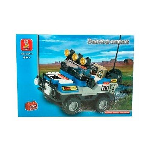 Купить Конструктор SLUBAN Внедорожник M38-B0131, Конструкторы