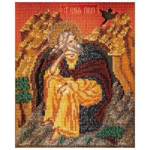 Купить Радуга бисера Набор для вышивания бисером Святой Илья 12 х 14.5 см (В-355), Наборы для вышивания