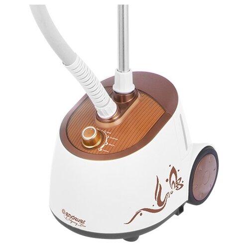 Отпариватель ENDEVER Odyssey Q-304/Q-305/Q-306/Q-307, белый/коричневый