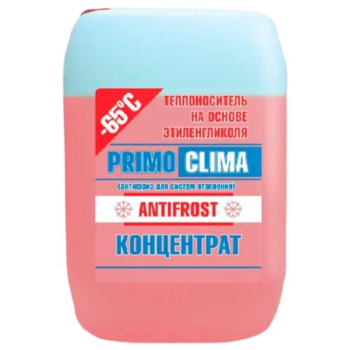 Теплоноситель этиленгликоль PRIMOCLIMA ANTIFROST -65 20 кг