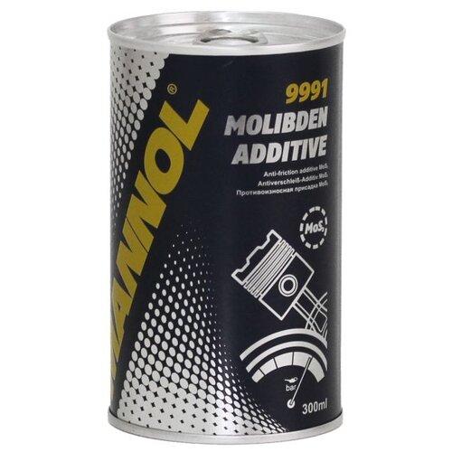 Mannol Molibden Additive 0.3 л mannol motor doctor 0 35 л