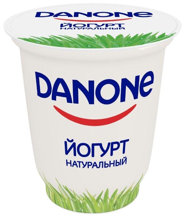 Йогурт Danone натуральный 3.3%, 350 г
