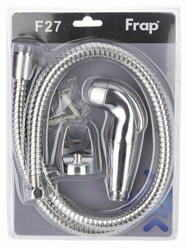 Гигиенический душ Frap F27 хром