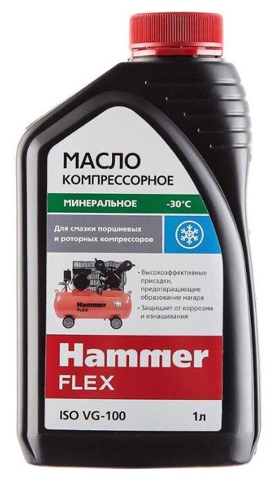 Масло для садовой техники Hammerflex 501-012 1 л