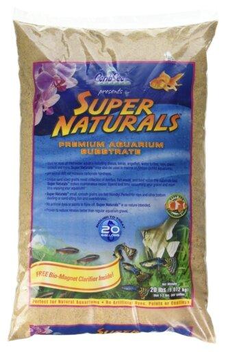 Грунт CaribSea Super Naturals Sunset Gold, 9.07 кг
