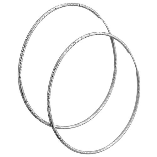 Эстет Серьги из серебра С36С75285002
