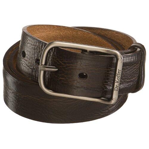 Ремень Dr.Koffer R033V04120-147, коричневый, 120 см