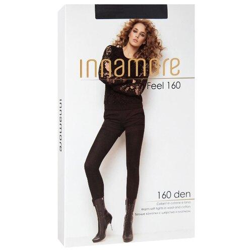 Колготки Innamore Feel 160 den, размер 4-L, nero (черный)