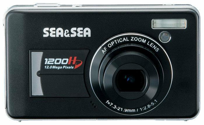 Фотоаппарат Sea & Sea DX-1200HD