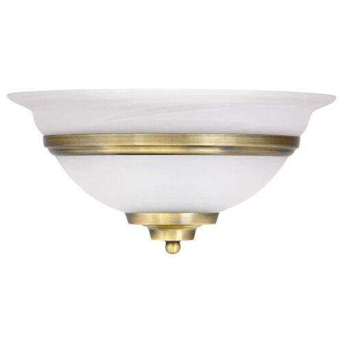 Настенный светильник Globo Lighting Toledo 6897, 60 Вт настенный светильник globo lighting sassari 6905 1w 60 вт