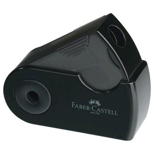 Купить Faber-Castell Точилка Sleeve Mini черный, Точилки