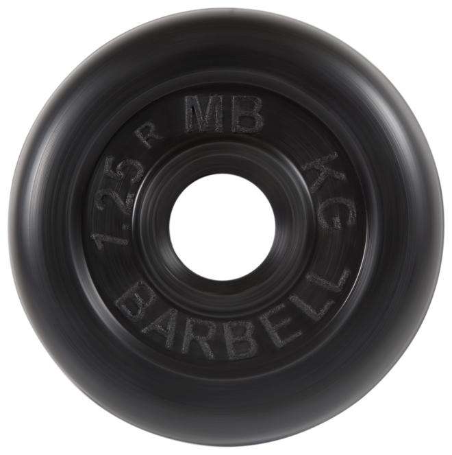 Диск MB Barbell Стандарт MB-PltB26 1.25 кг