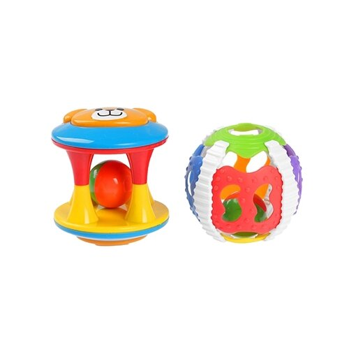 Набор Крошка Я 2932033 (2 шт.) набор мини ковриков для ванной крошка я морские животные 3253273 разноцветный 2 шт