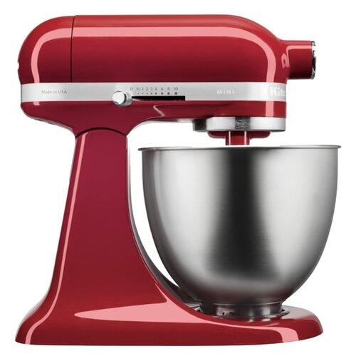 Миксер KitchenAid 5KSM3311XE, красный kitchenaid миксер ручной серебристый 5khm9212ecu kitchenaid
