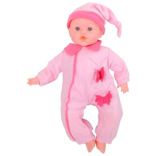 Фото - Интерактивный пупс Shantou Gepai Baby Kid, 45.7, 1619476 интерактивный пупс baby doll
