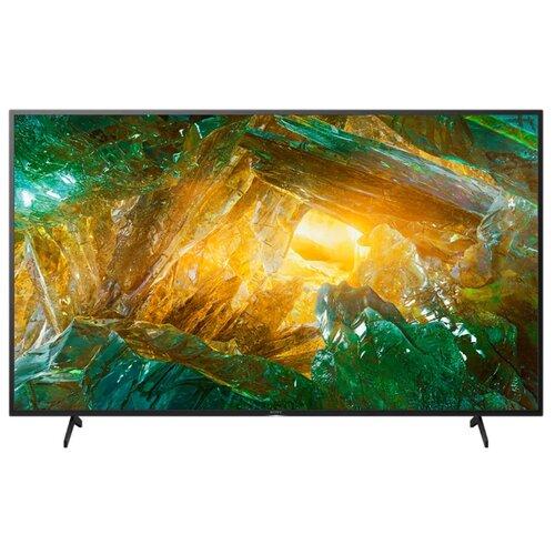 Фото - Телевизор Sony KD-85XH8096 84.6 (2020) черный жк телевизор sony oled телевизор 55 kd 55ag9