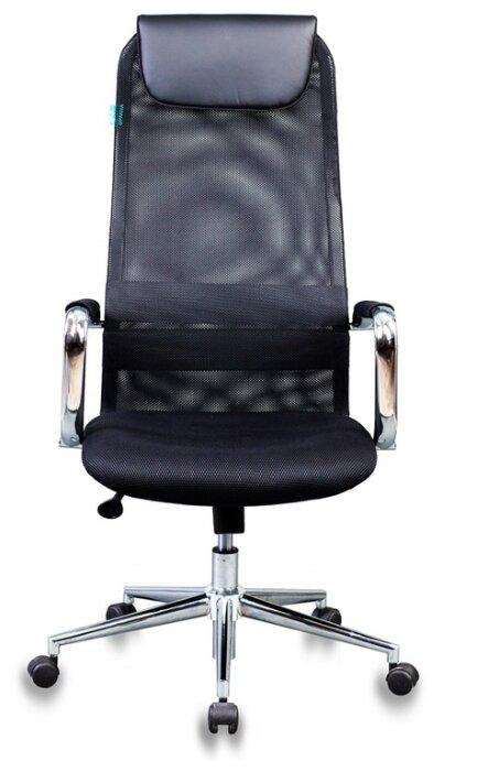 Компьютерное кресло Бюрократ KB-9N для руководителя фото 1